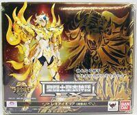 SAINT SEIYA MYTH CLOTH EX SOUL OF GOLD LEO AIOLIA GOLD CLOTH BANDAI
