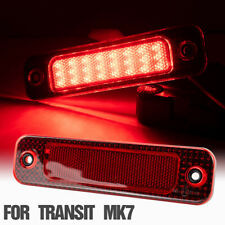 For Ford Transit 2006- 2014 Van Bus Box LED High Mount Stop Lamp 3rd Brake Light