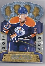 2011-12 CROWN ROYALE LENNART PETRELL RC PANINI ROOKIE SP #140 OILERS