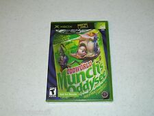 Oddworld Munch's Oddysee NOT FOR RESALE XBOX Unopened Sealed Original Release