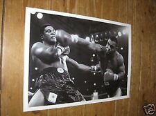 Iron Mike Tyson Fantastic Trevor Berbick NEW POSTER