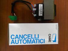 CAME Transformer for ZA3 / ZA4 / ZA5 Gate Control Boards 119RIR090