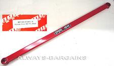 Megan Racing Front Lower Tie Strut Bar Honda Civic 06 07 08 09 10 11 Red