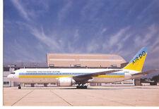 Air DO Hokkaido International Airlines Boeing B767-33A Postcard