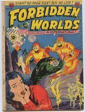 Forbidden Worlds 2 GVG