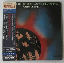 AMEN CORNER - Farewell To The Real Magnificent + 8 JAPAN SHM MINI LP CD OBI NEU
