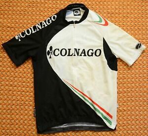 Colnago, Ladies cycling Shirt by Parentini, Size Women's XL