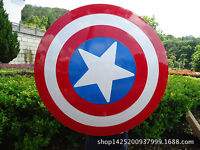 Avengers Weapon Armor Captain America Shield Prop Steve Rogers Vibranium Cosplay