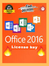✅MICROSOFT OFFICE 2016 PROFESSIONAL PLUS 🔥🔑Lifetime License Key🔑🔥