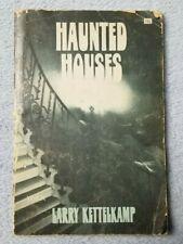 Haunted Houses / Larry Kettelkamp (1969) - Paperback Book - Xerox