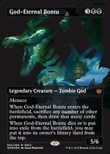 [1x] God-Eternal Bontu SDCC 2019 Exclusive [x1] SDCC 2019 Near Mint, English -BF