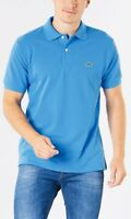 Lacoste Men's Classic Fit Polo Shirt in In Light Blue Size M /4