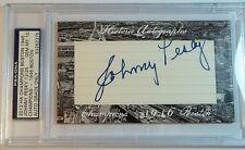 Johnny Pesky 2012 Historic Autographs Champions #12/25 HA auto Boston Red Sox