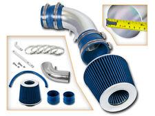 BCP BLUE For 93-97 Mazda MX6 626 2.5 2.5L V6 Racing Air Intake Kit +Filter