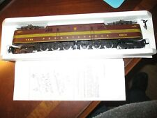 Mehano Master Model Makers 4828 GG-1 Pennsylvania.Running.HO Scale.