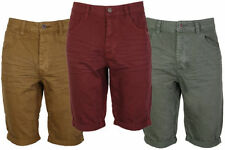 Cotton Patternless NEXT Regular Shorts for Men