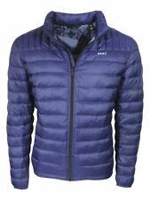Donna Karan DKNY Men's Water Resistant Packable Zip Front Puffer Jacket