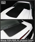 Ford Mustang Hood and Trunk Stripes Decals 2010 2011 2012 2013 2014 Pro Motor