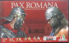 Italeri Models 1/72 PAX ROMANA Struggle at the Roman Villa Figure Set