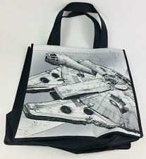 Star Wars Millennium Falcon Rebel Alliance Disney Reusable Eco Tote Bag NEW