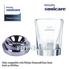 Genuine Philips DiamonClean Smart Toothbrush charger CBA1001 Charging Glass