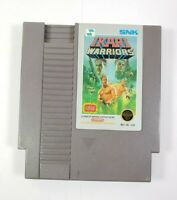 Ikari Warriors Original Nintendo NES w/ sleeve- 5 screw - Tested