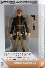 DC Comics Designer Series Greg Capullo Commissioner Gordon Action Figure