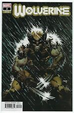 Wolverine # 2 Finch 1:25 Variant NM Marvel