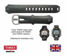 Genuine Timex T5E901 T5H581 Watch Strap Band Triathalon 30-lap Flix Full-Size