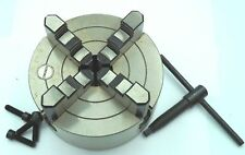 160 mm 4 Jaw Independent Lathe  Chuck  (Ref: CH4160) From Chronos