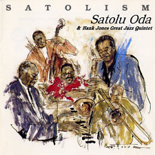 SATORU ODA & HANK JONES GREAT JAZZ QUINTET-JUST FRIENDS-JAPAN SACD J76