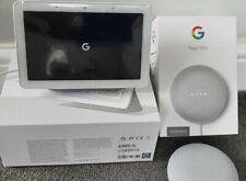 Google Home Hub + Mini NO RESERVE