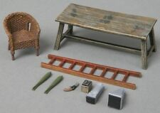Thomas Gunn Ww2 German Accpak008 Workbench Accessory Pack Mib