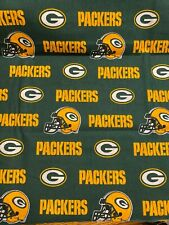 NFL - Green Bay Packers Green Fabric - 18