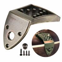 Bronze 8 String Mandolin Tailpiece Rectangle Guitar Instrument Accessories Part