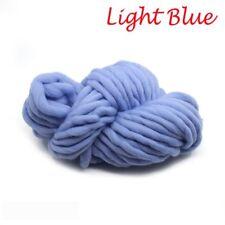 UK Chunky Wool Yarn Super Soft Bulky Arm Knitting Wool Roving Crocheting For DIY
