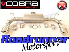 Cobra Sport Mazda MX5 Exhaust Rear Silencer Box (Road Type Quieter) 1.8 2.0 (NC)