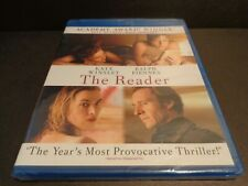 THE READER-Accused of Nazi War crimes,KATE WINSLET has teen-age lover--BLURAY