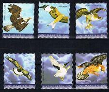 SINT MAARTEN ++ 2020 SERIE VOGELS BIRDS OF PREY OISEAUX MNH NEUF **