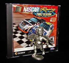 NASCAR Racing 2003 Season PC Game w/ Win 10 8 7 Install Instructions
