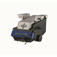 SHURE M97xE testina fonografica per lunghi ascolti +spazzolino per pulizia NUOVA