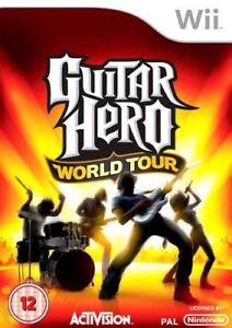 Guitar Hero World Tour - Nintendo Wii