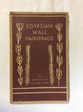 Egyptian Wall Paintings - MMOA 1930 Limited Print (Program)-Fair