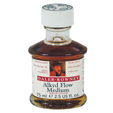 Daler Rowney : Alkyd Flow Medium : 75ml