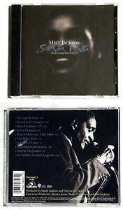 MILT JACKSON Sa Va Bella (For Lady Legends) . 1997 Quest Warner CD