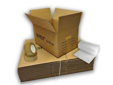 NEW * LARGE Cardboard House Moving Boxes - Removal Packing box *OFFER* 24HRS