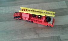LEGO VINTAGE FIRE TRUCK 485