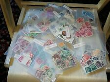 Stamps the whole world box lot