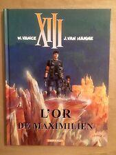 XIII - T17 : L'or de Maximilien - EO