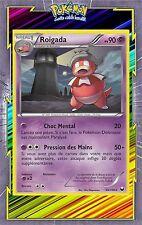 Roigada -N&B:Explorateurs Obscurs-49/108-Carte Pokemon Neuve France